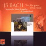 The Sonatas for Viola da Gamba and Harpsichord (feat. viola da gamba: Jordi Savall, harpsichord: Ton Koopman)