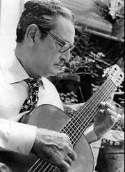 tablature antonio lauro