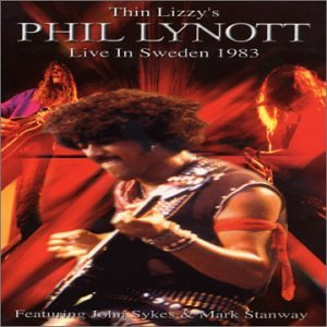 Live in Sweden 1983 (bonus disc)