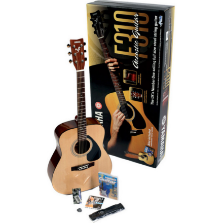 F310TPBS PACK ACOUSTIQUE SUNBURST