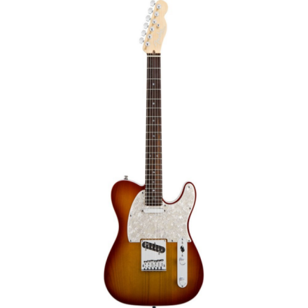 AMERICAN DELUXE TELECASTER ROSEWOOD AGED CHERRY SUNBURST