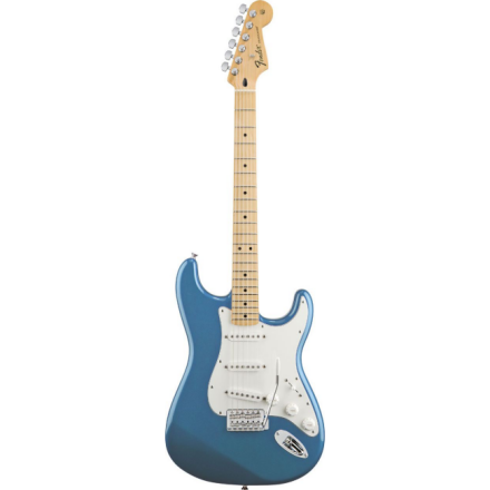 STANDARD STRATOCASTER MAPLE LAKE PLACID BLUE TINT