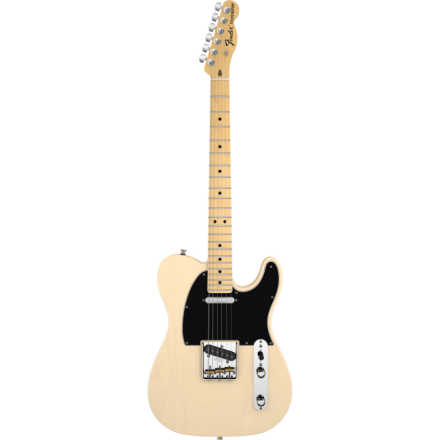 AMERICAN SPECIAL TELECASTER MN VINTAGE BLONDE
