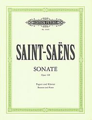 Camille Saint-Saens: Sonata, Op. 168 - Bassoon and Piano