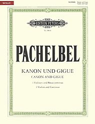 Johann Pachelbel: Canon and Gigue