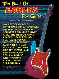 The Eagles: The Best Of The Eagles For Guitar - Easy Guitar