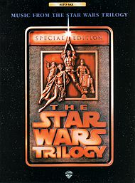 John Williams: Music From The Star Wars Trilogy - Special Edition / Alto Sax