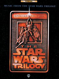 Star Wars Trilogy Special Edition - Music From (tenor Sax)