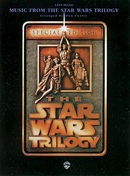 John Williams: Music From The Star Wars Trilogy - Special Edition - Easy Piano