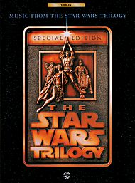 Star Wars Trilogy Special Edition - Music From (violin)