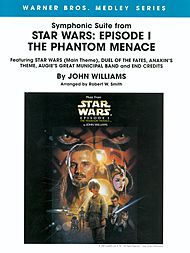 Symphonic Suite from Star Wars - Episode 1: The Phantom Menace