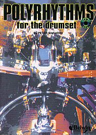 Polyrhythms for the Drumset Book/CD