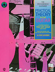 Practical Theory for Guitar the Progressive Guitarist Book/CD