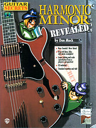 Guitar Secrets Harmonic Minor Revealed Book/CD