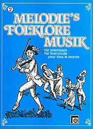Melodie''s Folklore Musik, Vol. 2