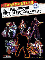 Funk Masters the Great James Brown Rhythm Section 1960-1973 Book/2 CD