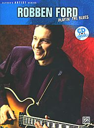 Robben Ford: Playin'' The Blues - Book/CD