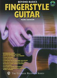 Fingerstyle Guitar Beyond Basics Cd Included