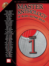 Master Anthology of Blues Guitar Solos Volume One