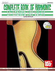 Complete Book of Harmonic Extensions for Guitar