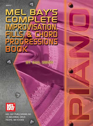 Complete Improvisation, Fills & Chord Progressions Book