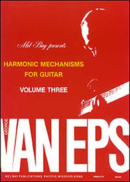 George Van Eps Harmonic Mechanisms for Guitar, Volume 3