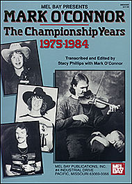 Mark O''Connor - The Championship Years