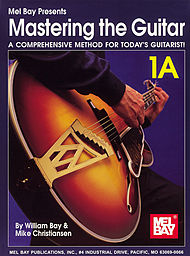 Mastering the Guitar Book 1A
