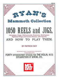 Ryan''s Mammoth Collection of Fiddle Tunes