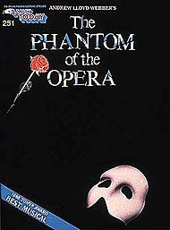 E-Z Play Today #251. Phantom of the Opera - Andrew Lloyd Webber