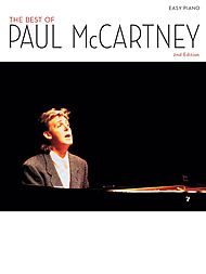 Paul McCartney: The Best Of Paul McCartney - Easy Piano