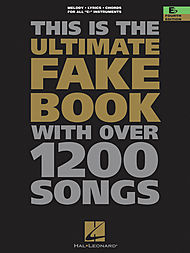 The Ultimate Fake Book - 3rd Edition