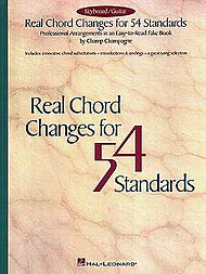 Real Chord Changes For 54 Standards