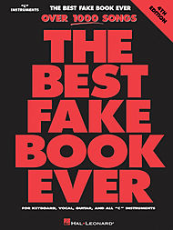 The Best Fake Book Ever - C Edition - 3rd Edition