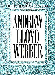 Andrew Lloyd Webber: The Best Of Andrew Lloyd Webber - Easy Piano