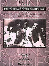 The Rolling Stones: The Rolling Stones Collection - Easy Piano