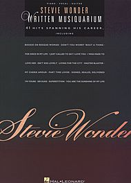 Stevie Wonder: Written Musiquarium