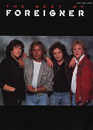 Foreigner: The Best Of Foreigner