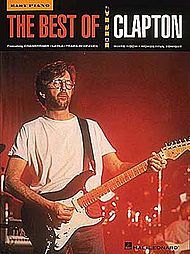 Eric Clapton: The Best Of Eric Clapton - Easy Piano