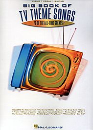 Big Book Of TV Theme Songs