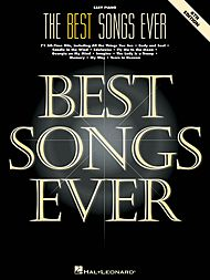 The Best Songs Ever - 5th Edition (Easy Piano)