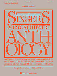 The Singer''s Musical Theatre Anthology - Volume 1 Revised - Soprano