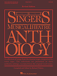 The Singer''s Musical Theatre Anthology - Volume 1, Revised - Tenor