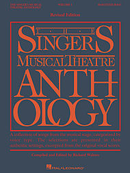 The Singer''s Musical Theatre Anthology - Volume 1 Revised - Baritone/Bass