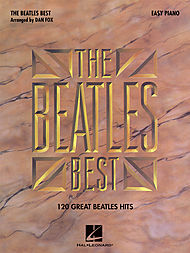 The Beatles: Beatles Best - Easy Piano