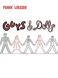 Frank Loesser: Guys And Dolls - Vocal Score