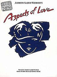 Aspects of Love (Guitar / Piano/Keyboard / Vocal)