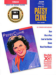 The Best of Patsy Cline - Easy Piano