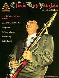 Stevie Ray Vaughan: The Stevie Ray Vaughan Guitar Collection