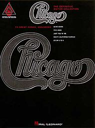Chicago: Chicago - The Definitive Guitar Collection